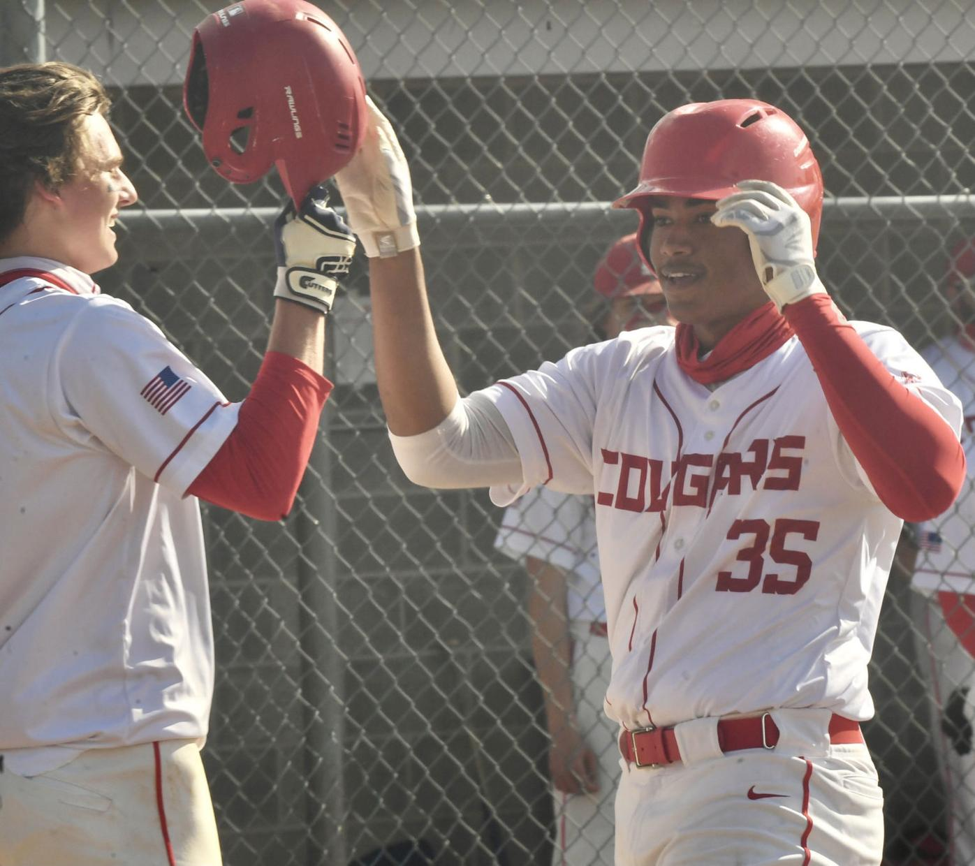 H.S. BASEBALL: Cougars stay hot, pummel Pittston Area