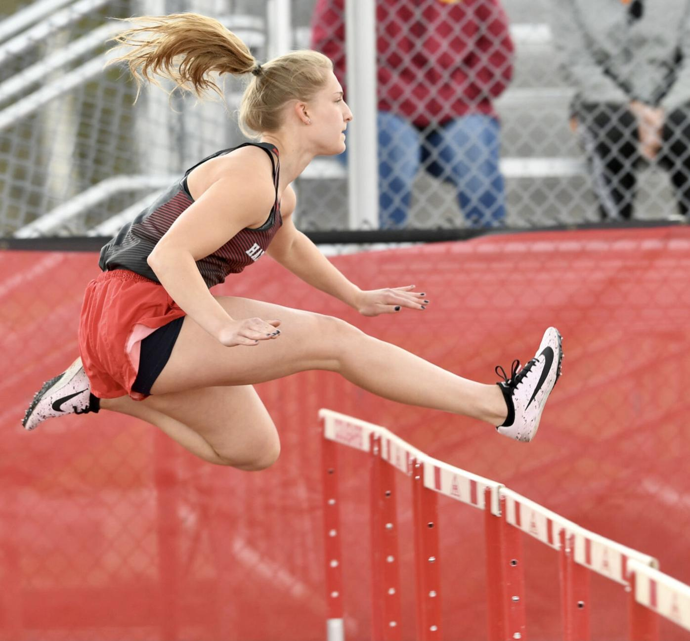 TRACK AND FIELD: Cougars sweep past Valley West