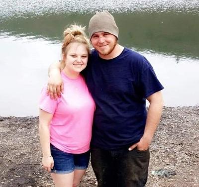 Zachary Vincent and Natalie Shaffer