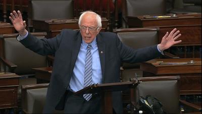 Sanders drops presidential bid