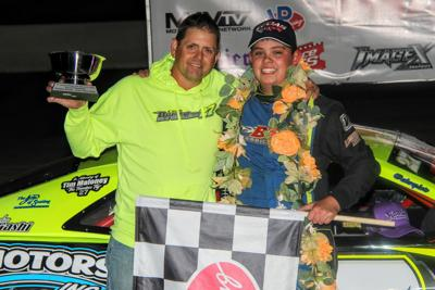 LOCAL AUTO RACING: Rygielski, 14, wins Race of Champions event
