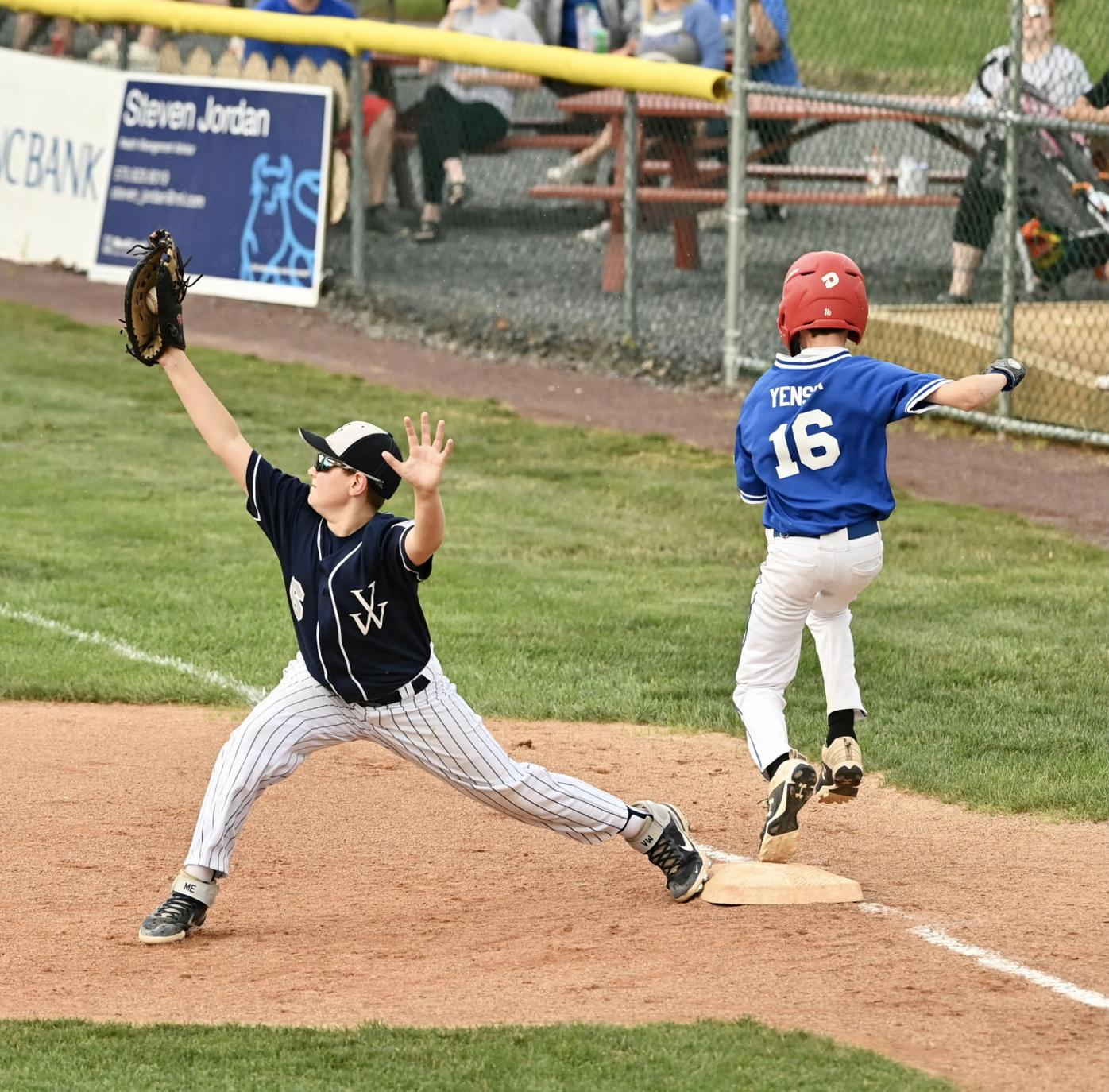 Valley West rolls to District 18 10-12 Little League championship