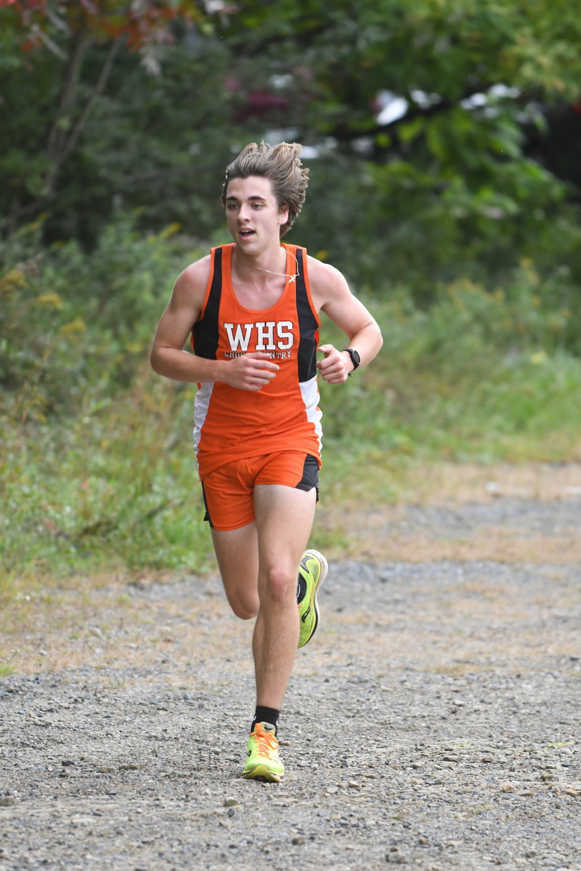 HS CROSS COUNTRY: Parker, Wrecker close in on Division II title