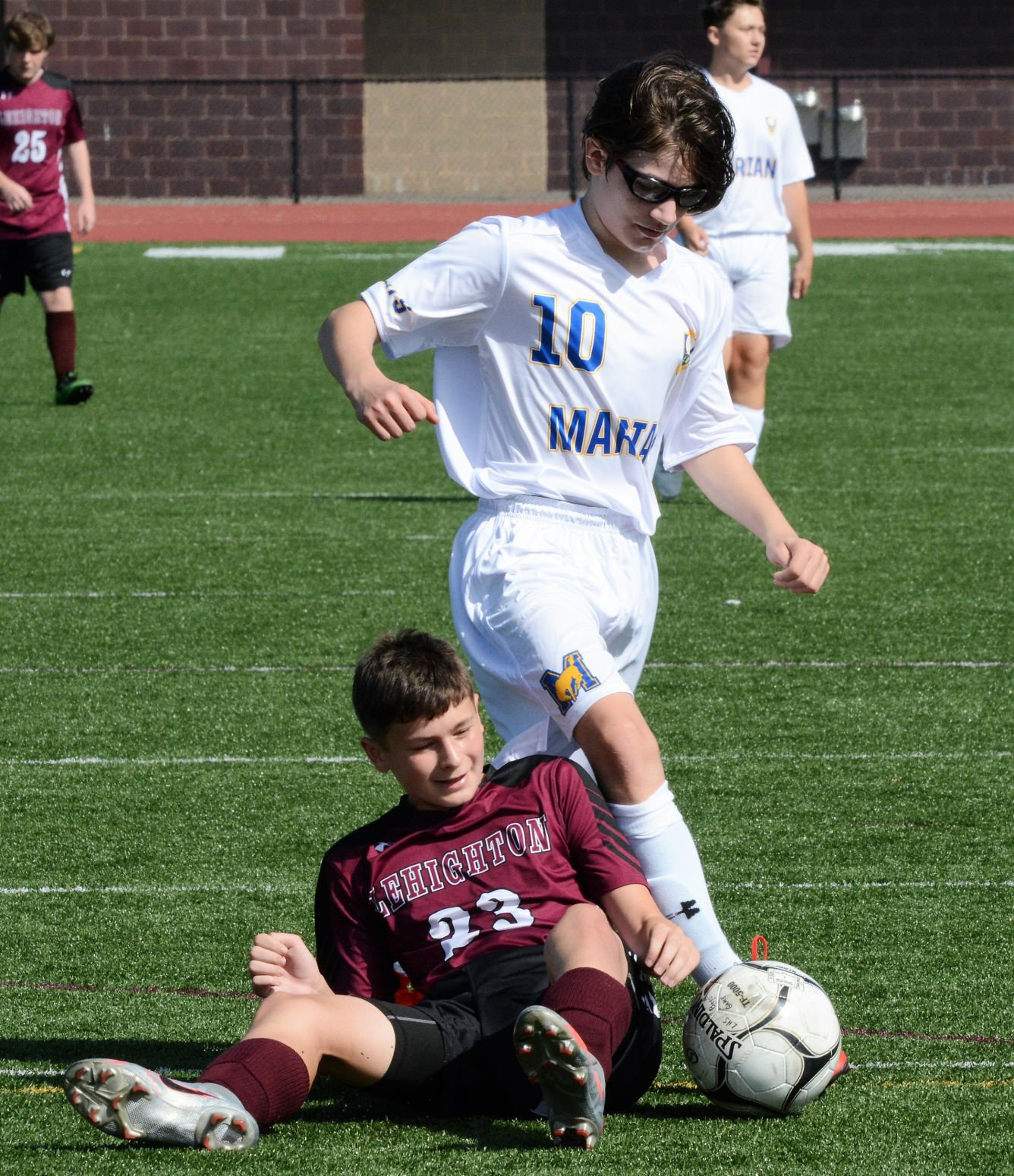LOCAL ROUNDUP: Marian soccer team makes debut