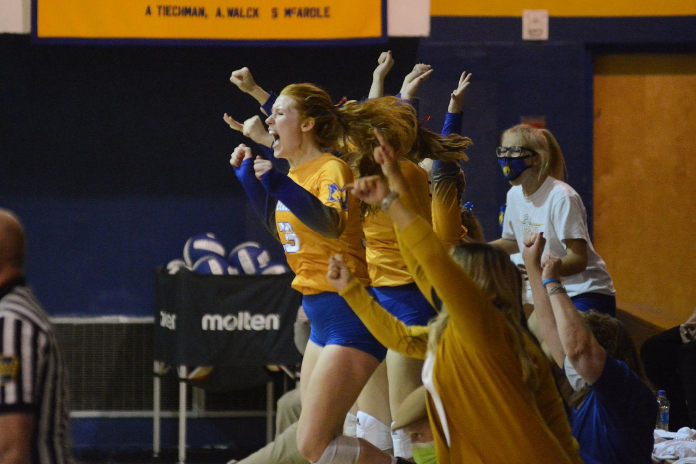 Fillies advance to PIAA volleyball final