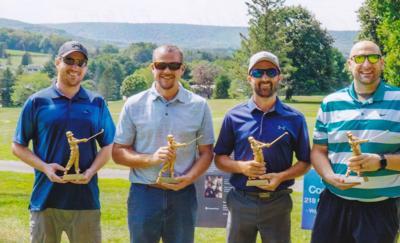 Final Brian Van Horn Memorial Golf Tournament held