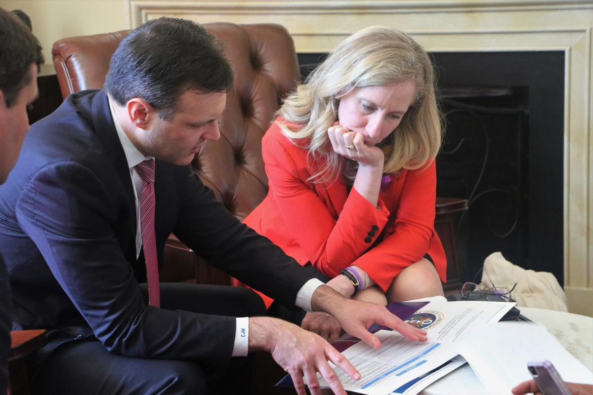 Mahoney and Spanberger (copy)