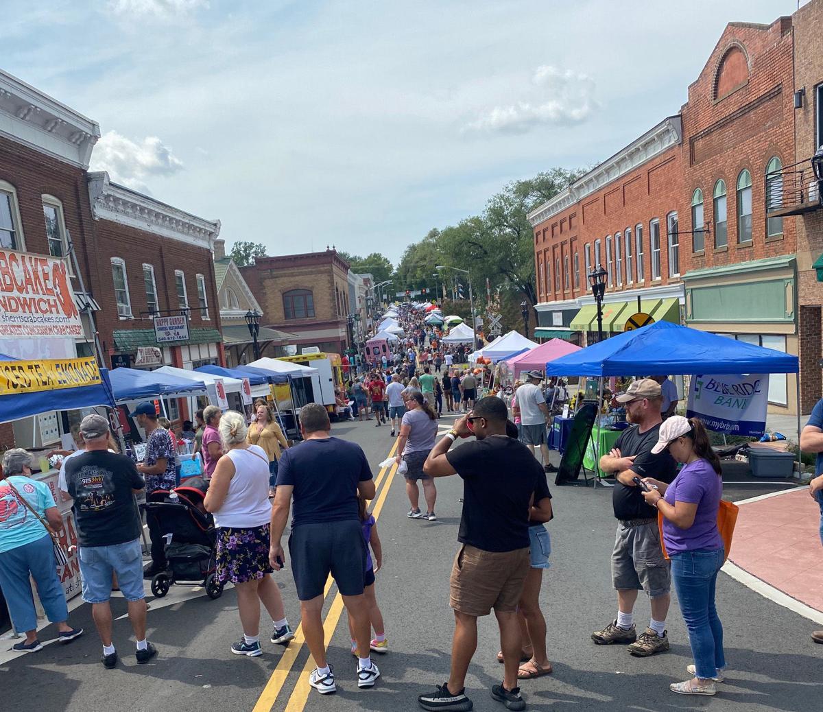 Orange Street Festival
