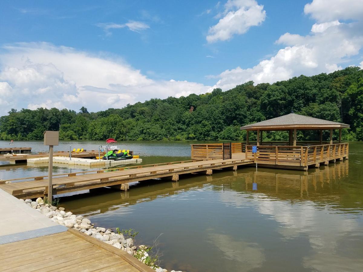 Lake Pelham Adventures pavilion (copy)
