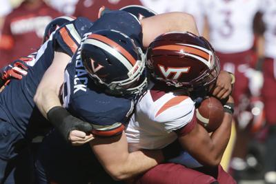 APTOPIX Virginia Tech Virginia Football
