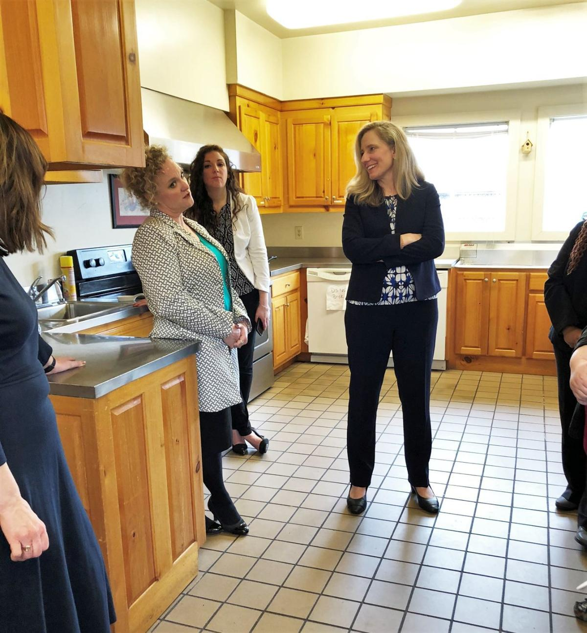 Spanberger civil rights tour Housing Henrico