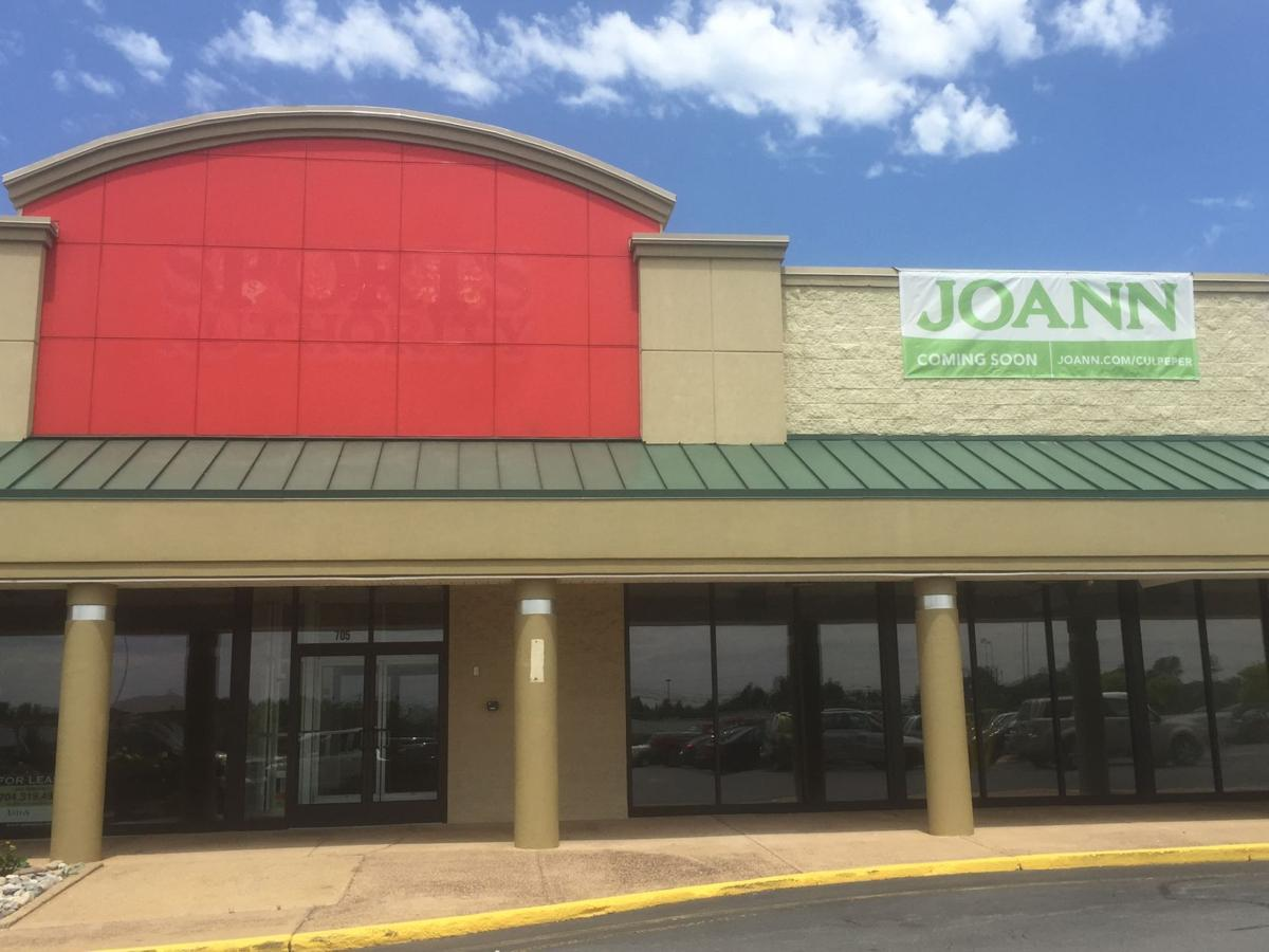 Jo ann fabric and crafts coming to culpeper news starexponent joann gumiabroncs Choice Image