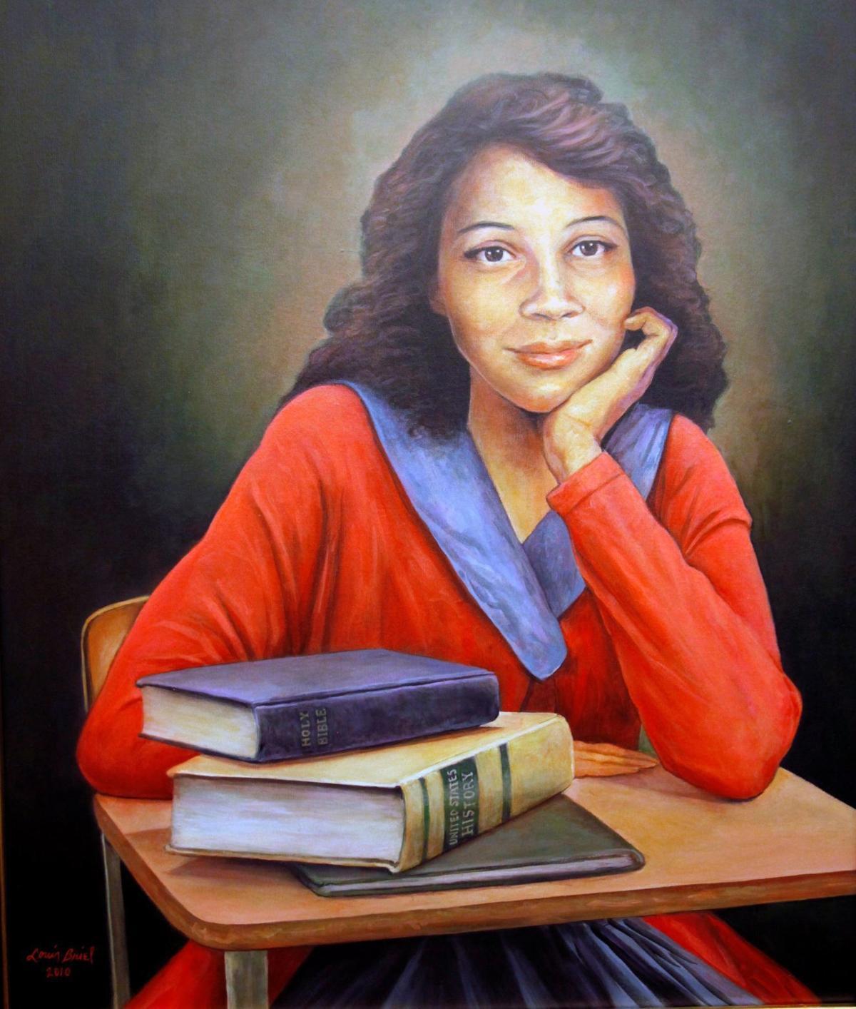 Barbara Johns portrait Moton Museum
