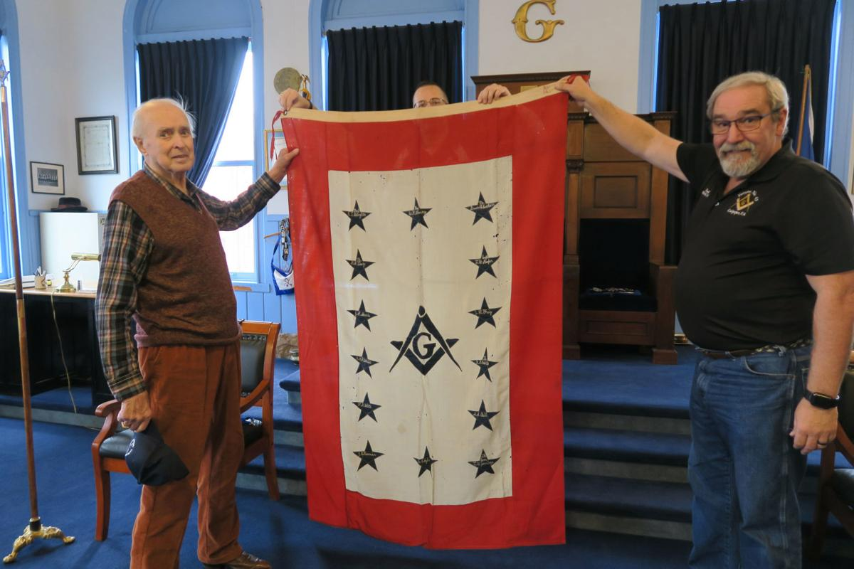 Local brotherhood: Fairfax Lodge No  43 chartered 225 years
