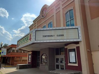 Culpeper Regal movie theater