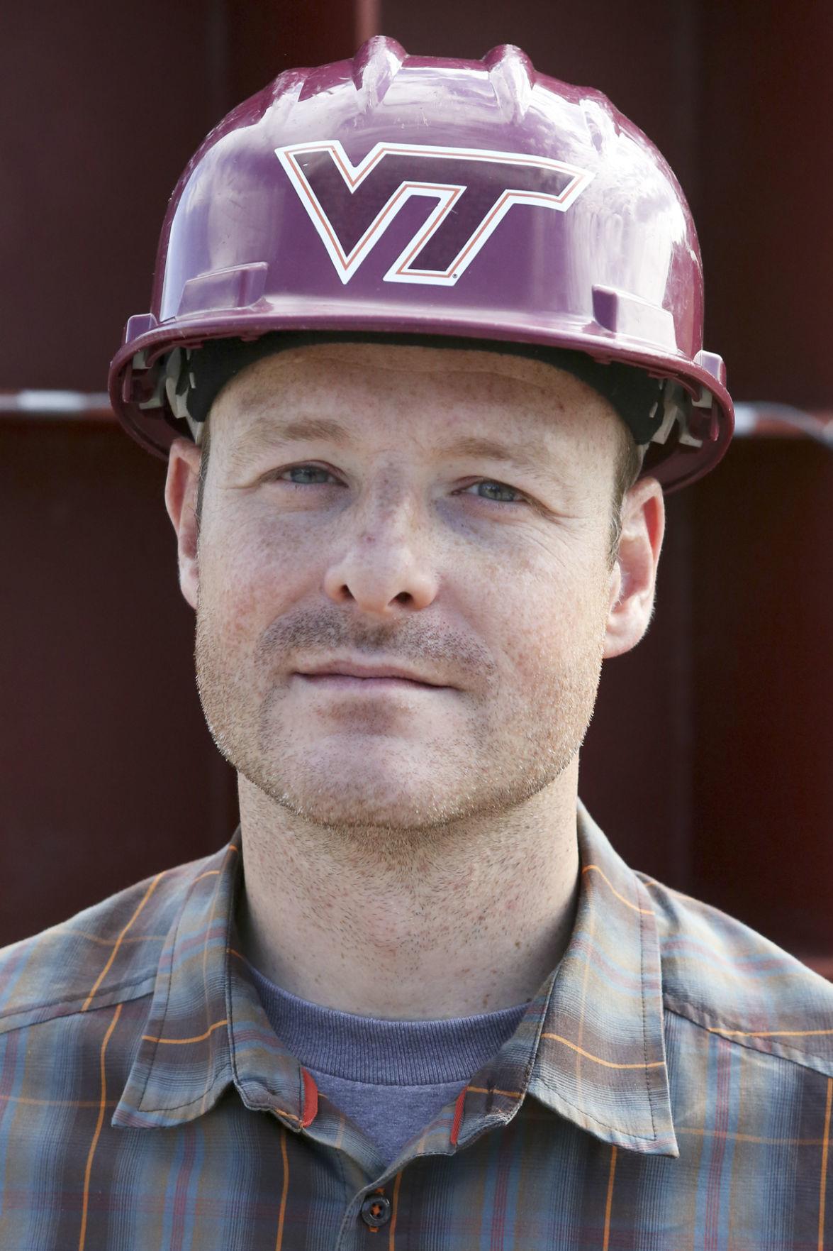 Eric Jacques, Virginia Tech Engineering Professor