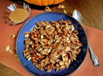 Rosanne's pumpkin seeds