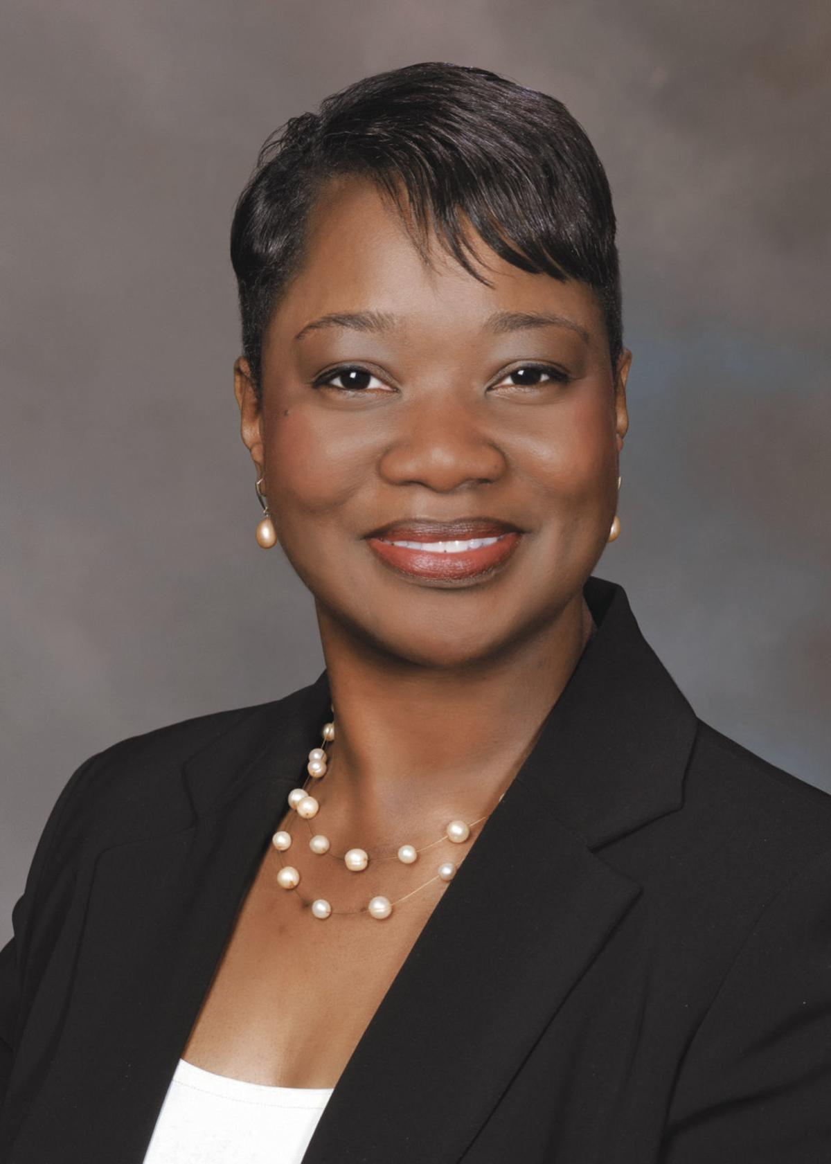 Jamelle Wilson Headshot