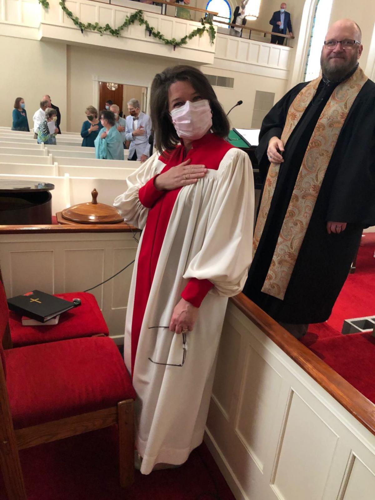 Culpeper Presbyterian Church welcome