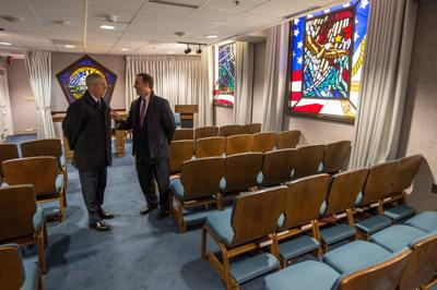 An unsung hero of the 9/11 attack: The Muslim engineer who rebuilt the Pentagon crash site as a chapel