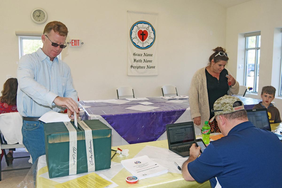 Tom Underwood firehouse vote Culpeper GOP