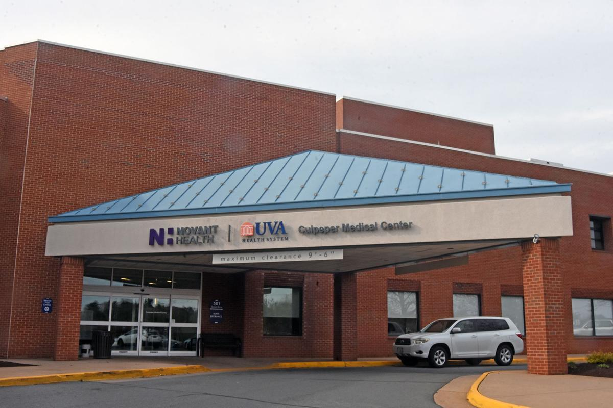 UVA Novant Culpeper Medical Center (copy)