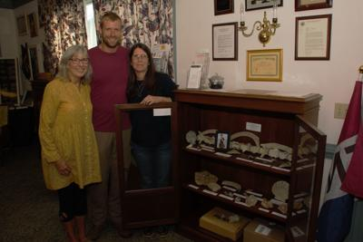 Fossil Collection at Port Royal American History Museum
