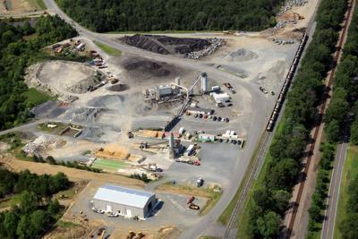 Cedar Mountain Stone asphalt plant (copy)
