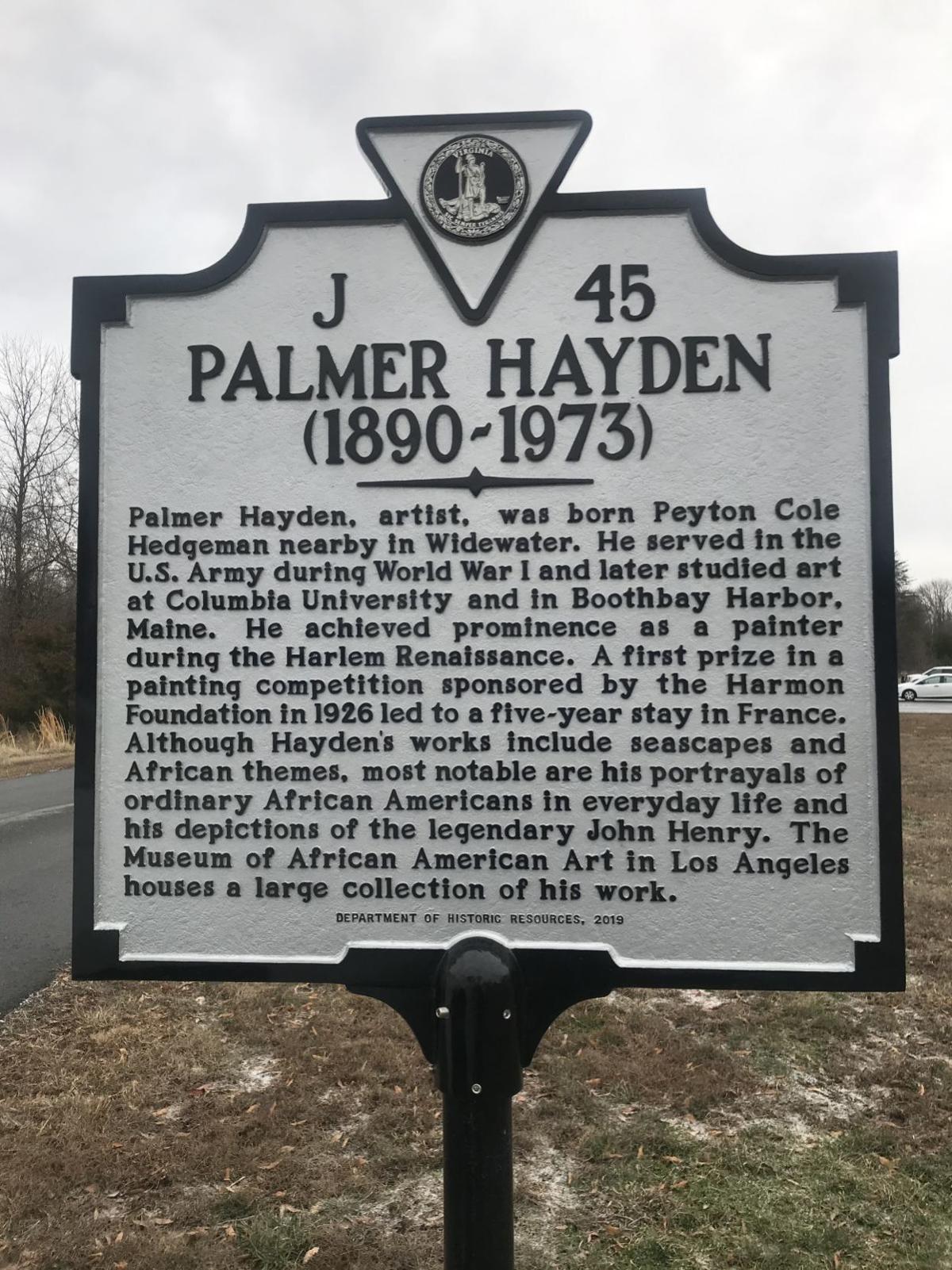 Hayden marker (copy)
