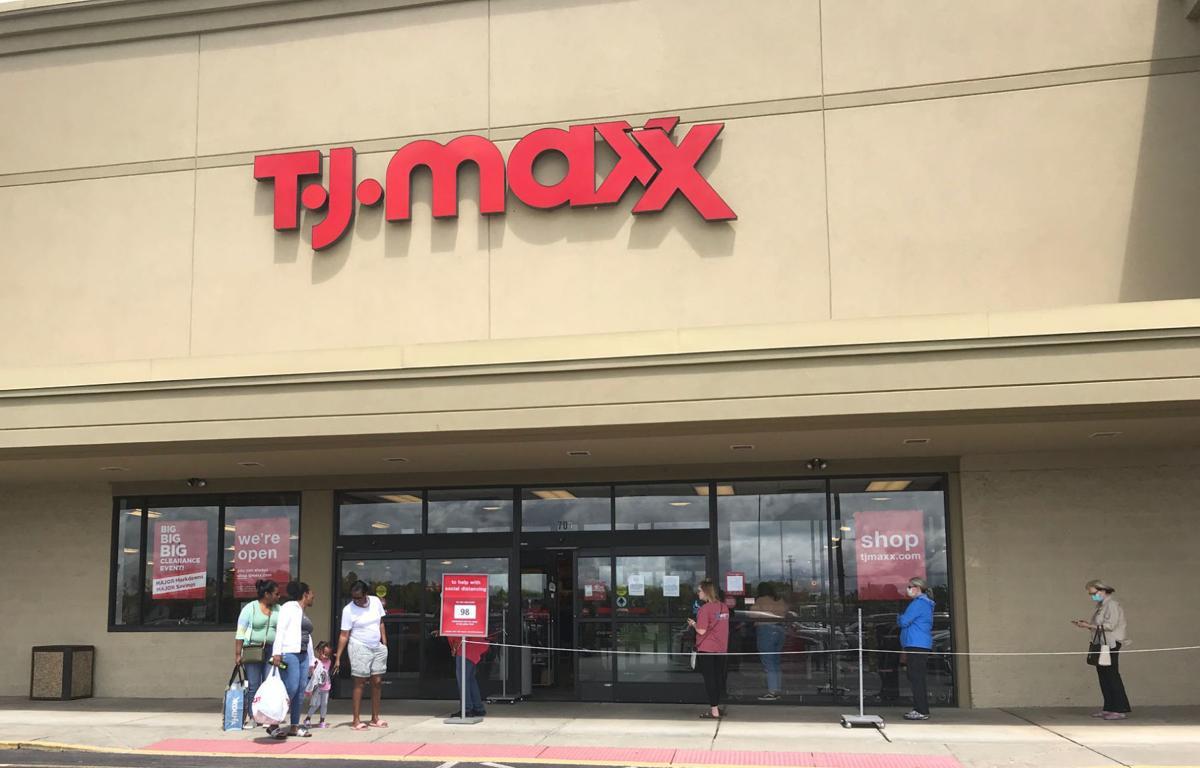 STANDALONE: TJ Maxx back open in Culpeper