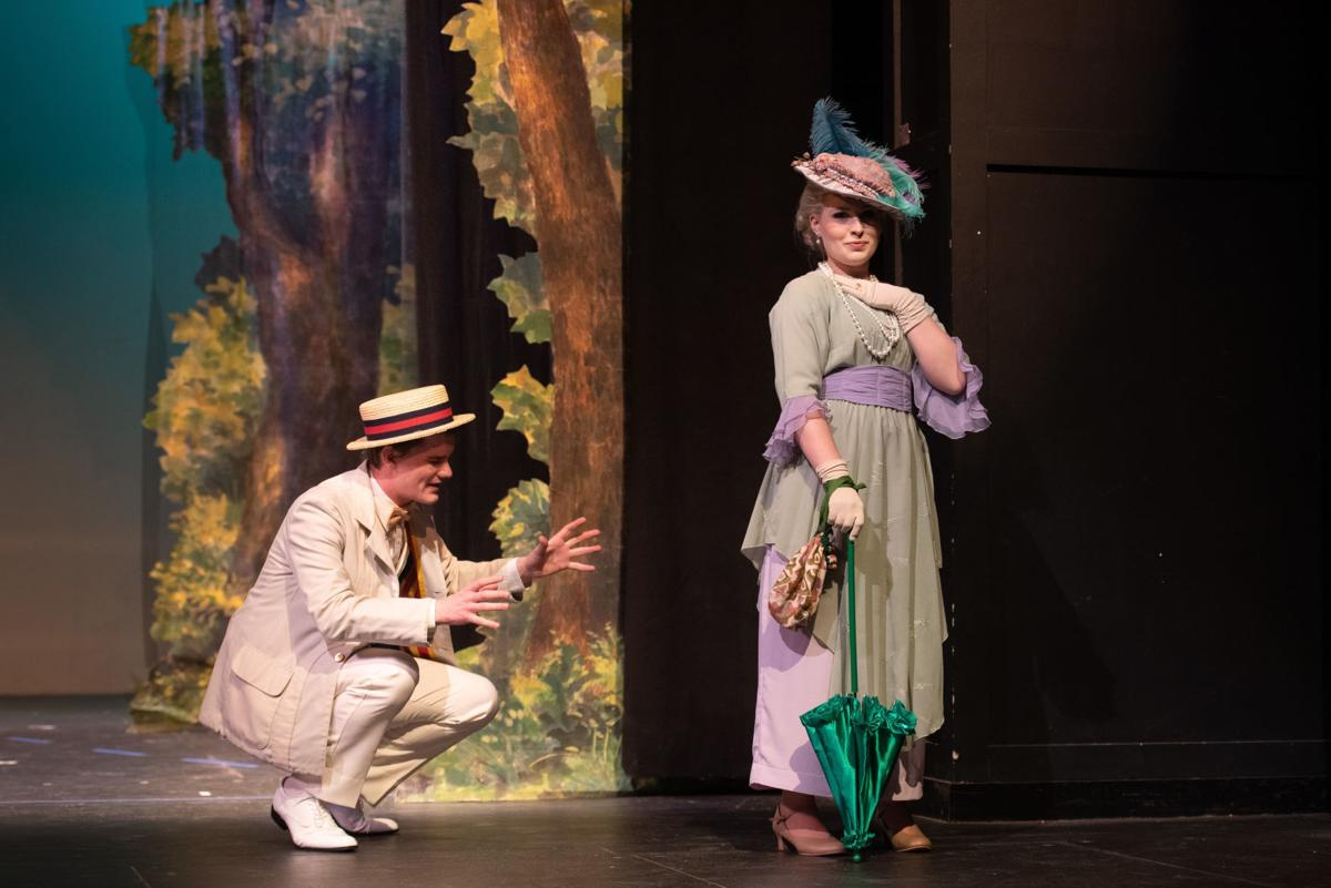 'The Music Man' at Woodberry Forest