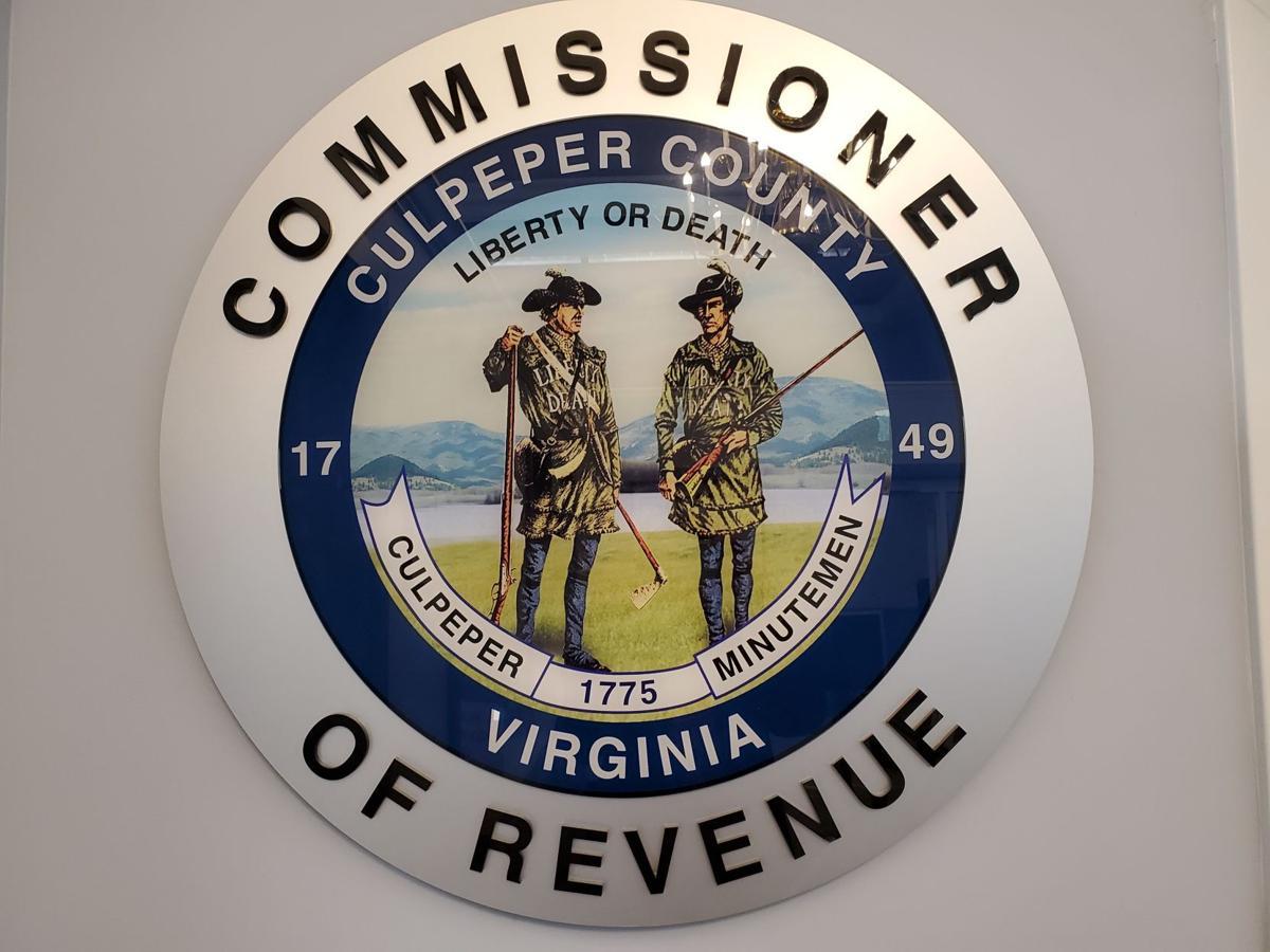 Seal Culpeper County Revenue Office