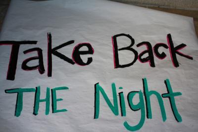 PHOTO: Take Back the Night
