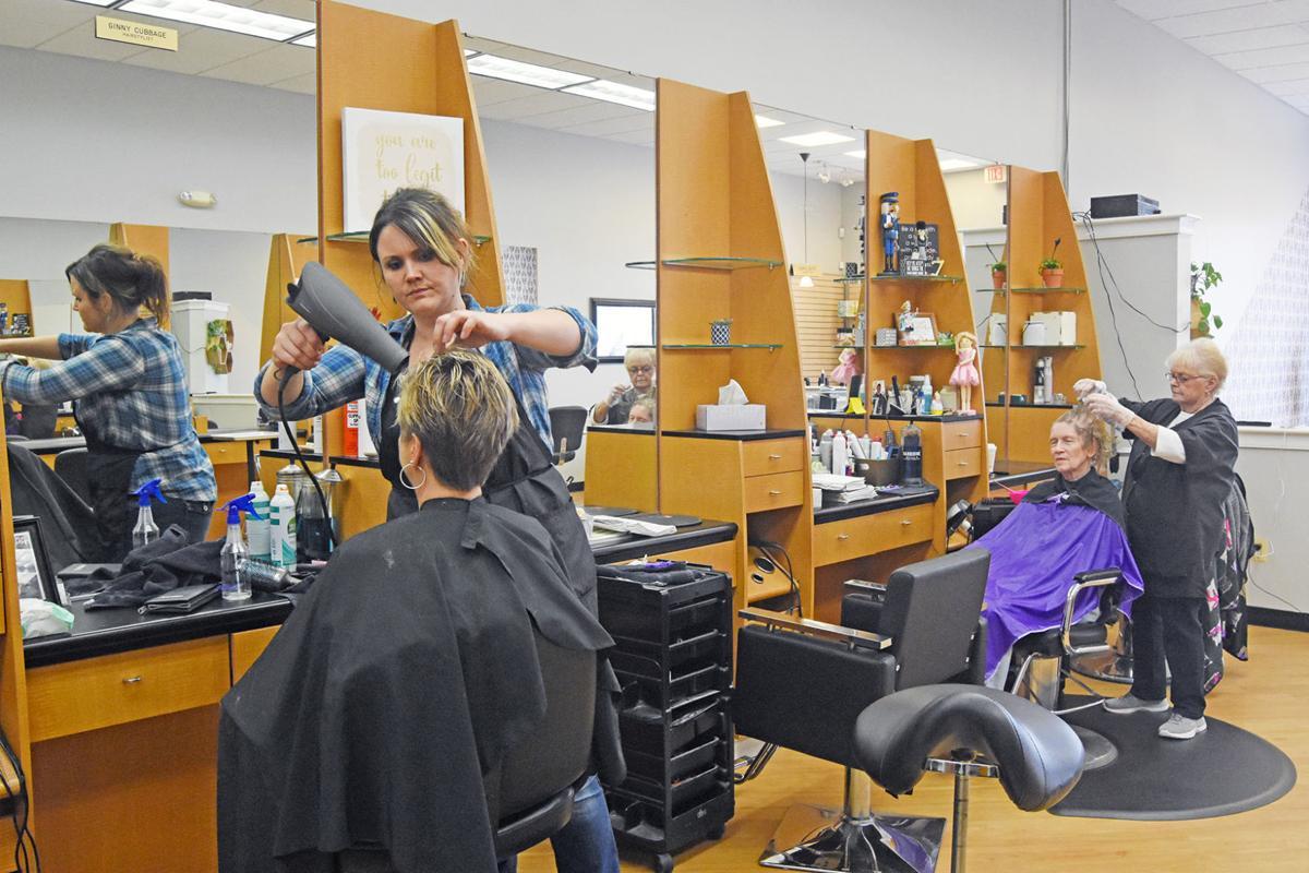BIZ CLOSINGS Scarlett & Sage Hair Salon Culpeper
