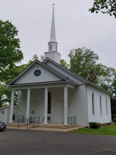 Lael Baptist Church in Lignum