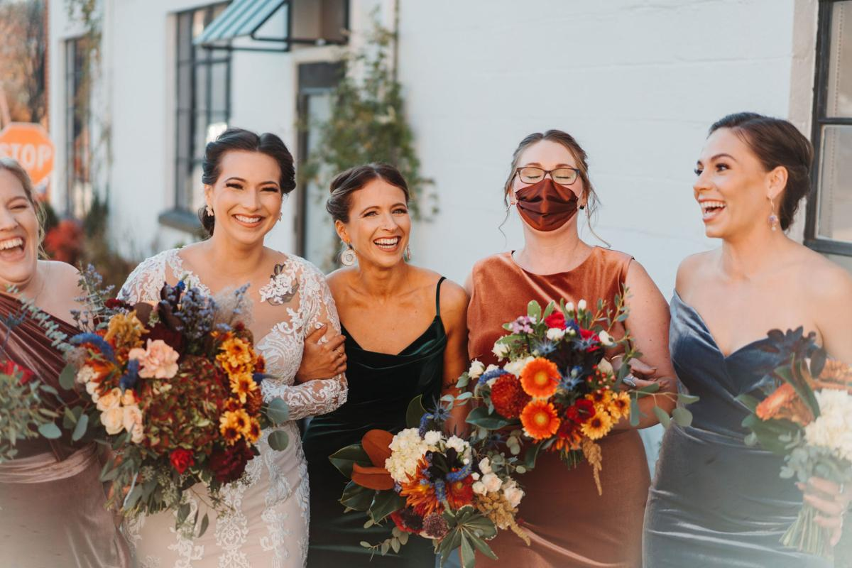 1b The Refinery wedding party