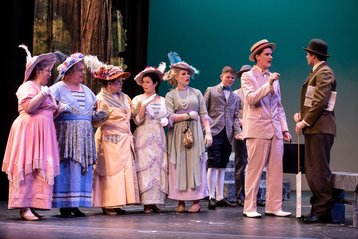 Pickalittle Ladies in 'The Music Man'