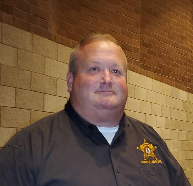 Sheriff Scott Jenkins