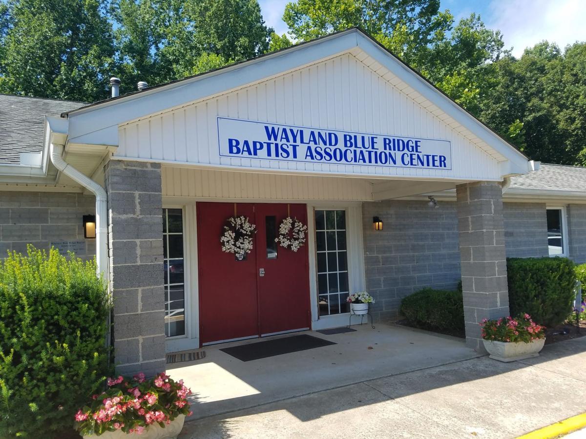 Wayland Blue Ridge Baptist Association (copy)