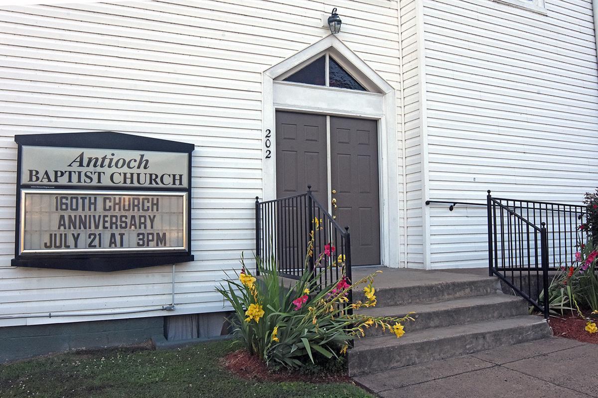 Antioch 160th