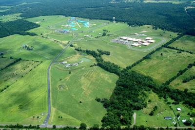Coffeewood Correctional Center aerial