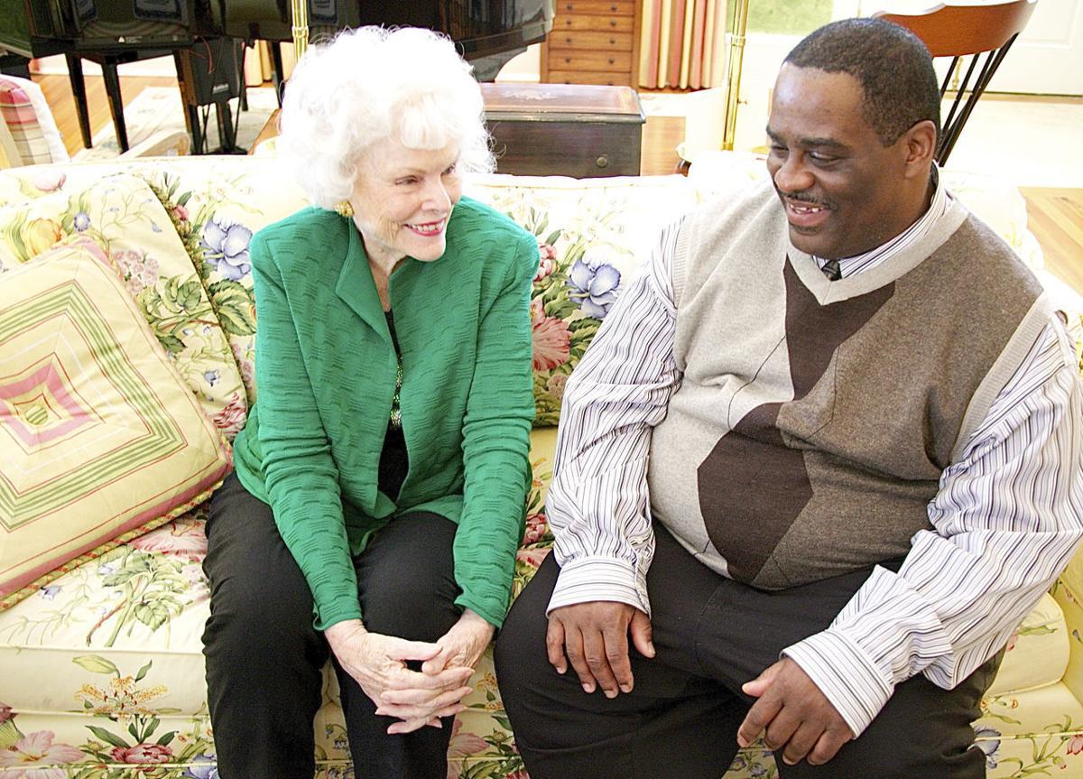Doris Buffett and Julius Berger