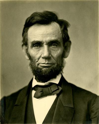 PHOTO: Abraham Lincoln (copy)