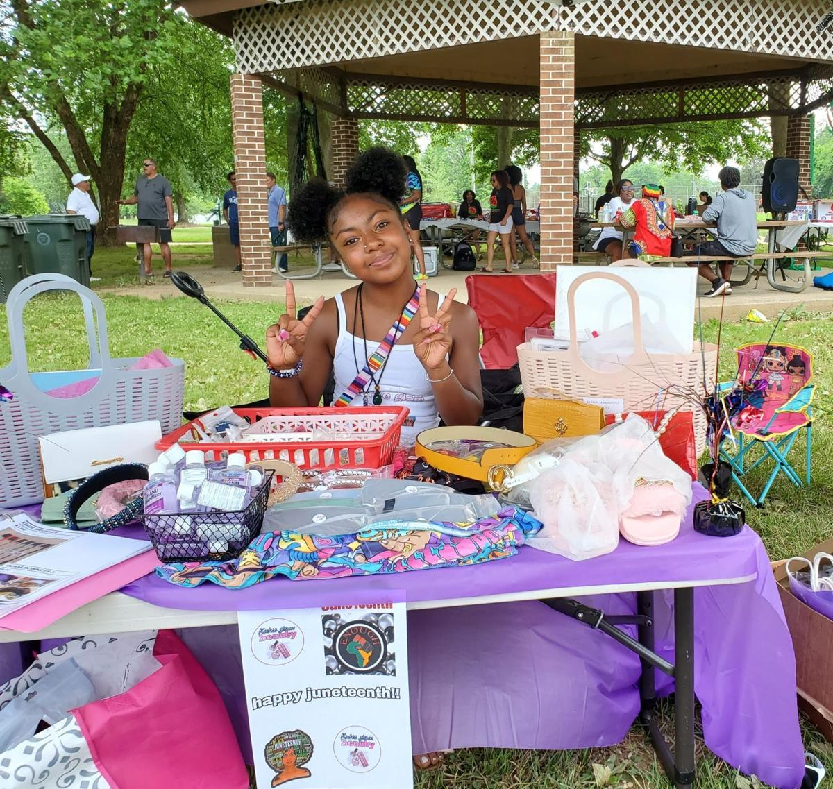 Culpeper gathers for Juneteenth