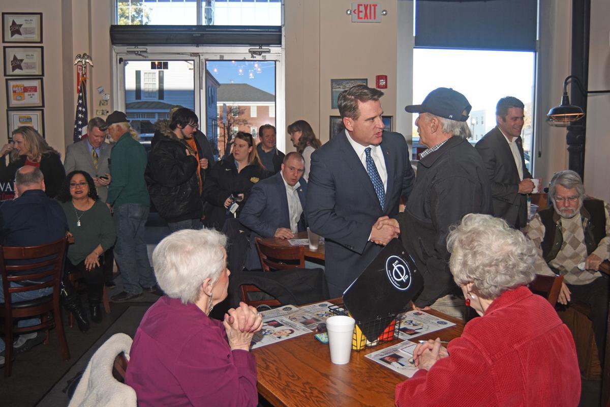 Culpeper Republicans meet