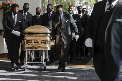 APTOPIX George Floyd Funeral (copy)
