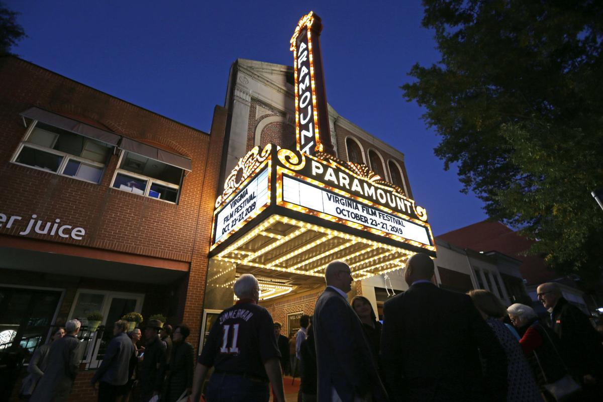 Paramount Theater in Charlottesville