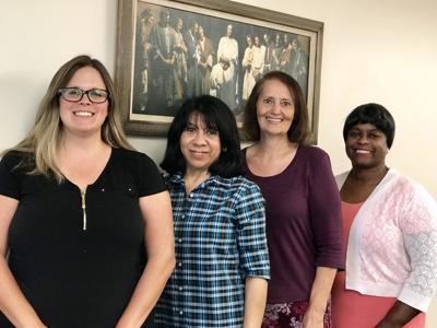 Fredericksburg VA Stake Relief Society Presidency
