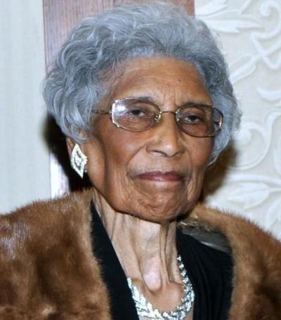 Nannie B. Hairston