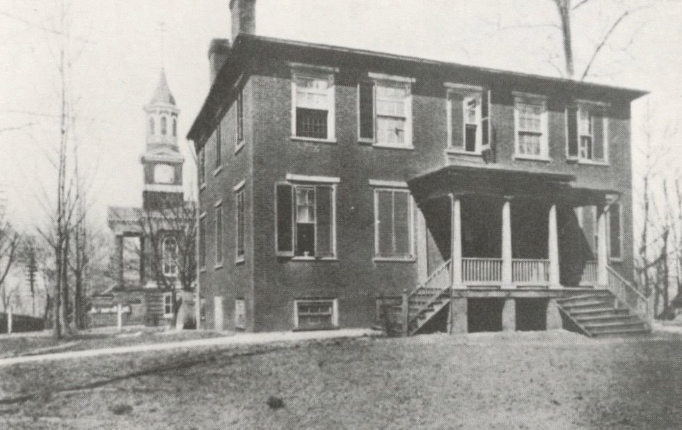 Ulysses S. Grant's headquarters in Culpeper